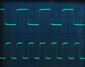 Rechteck mit 18 kHz