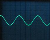 Sinus mit 500 Hz