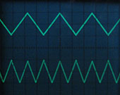 Dreieck mit 18 kHz