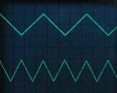 Dreieck mit 500 Hz
